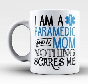 paramedic mom